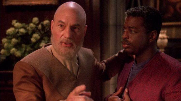 LeVar Burton confirms Geordi La Forge return for Star Trek: Picard season 2