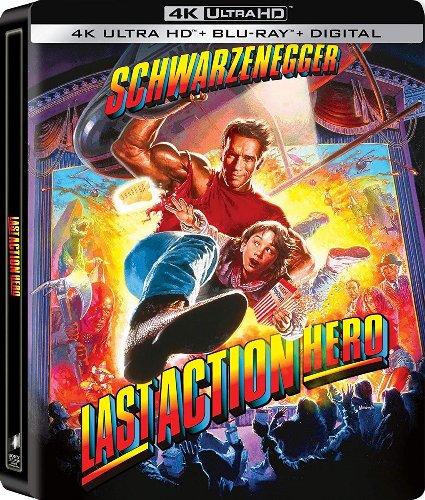 Arnold Schwarzenegger's Last Action Hero coming to 4K in May