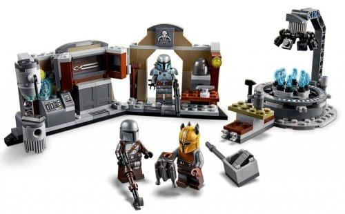 LEGO Star Wars The Armorer's Mandalorian Forge set releasing in September