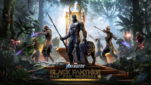 War for Wakanda expansion comes to Marvel's Avengers this August