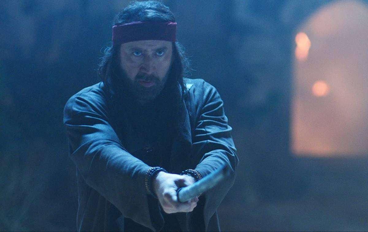 Nicolas Cage leads a team of martial artists against alien invaders in Jiu Jitsu trailer