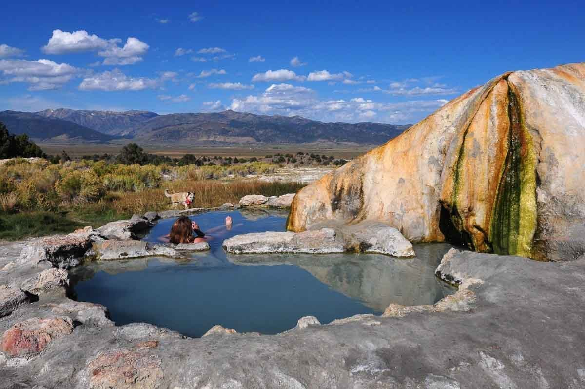 11 Best Places for Hot Springs in the United States