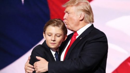 The Surprising Truth Behind Trumps Relationship With His Son