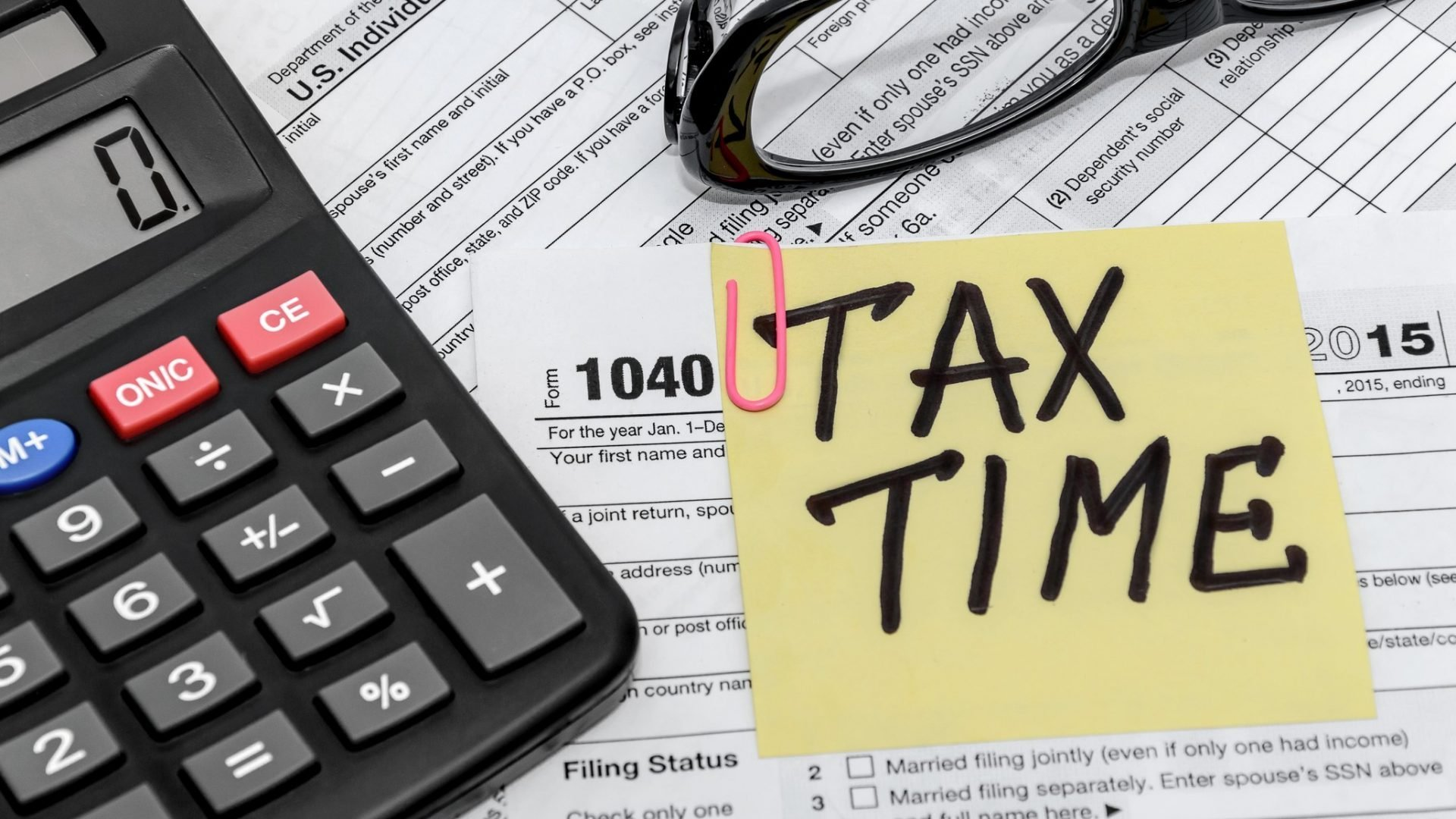 Tax Day is not April 15th: Here's what else is different about taxes in 2021