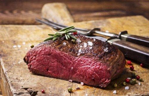 You should eat more deer meat
