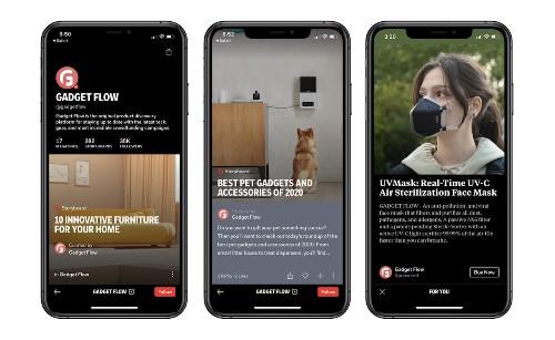 Gadget Flow Test Drives Flipboard's Performance Marketing