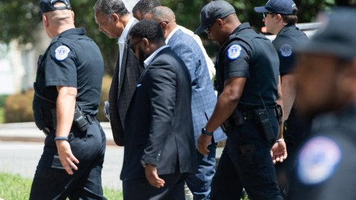 Jesse Jackson and William Barber Arrested During Voting Rights Demonstration