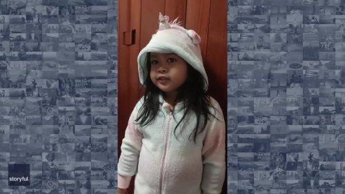 Little Girl Beatboxes Like TikTok Star