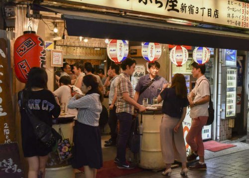 Get Your Drink On In Tokyo!