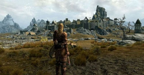 Skyrim Player Makes New Discovery After Playing the Game for Seven Years