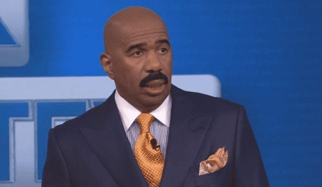 Steve Harvey hilariously explains why country music is beloved by white people