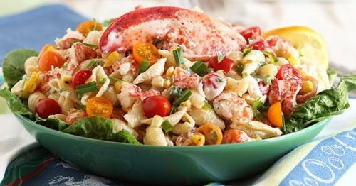 Pasta Salads are Salads, too! Right?