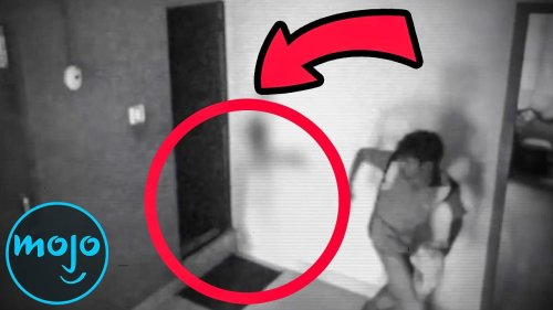 Top 10 Creepiest Things Caught On Security Cameras