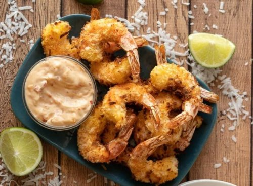 Low-Carb Air Fryer Recipes for Meals, Snacks and Desserts
