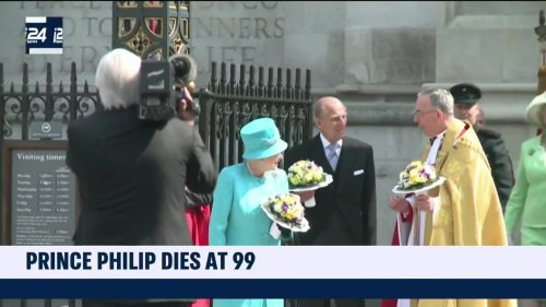 Prince Philip Dies aged 99, leaving UK in mourning