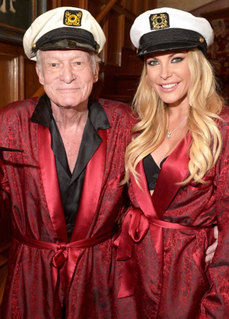 How Much Is Playmate Crystal Hefner Worth Today?