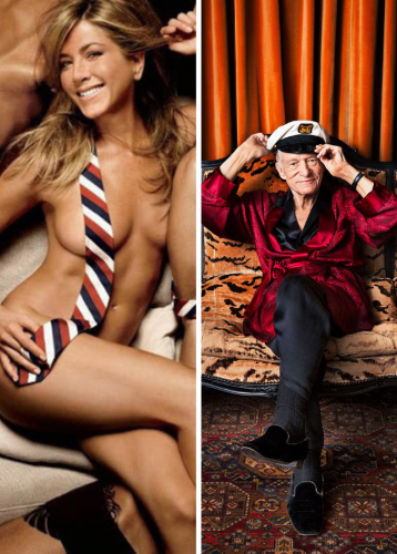 How Much Money Did Jennifer Aniston Turn Down From Hugh Hefner?