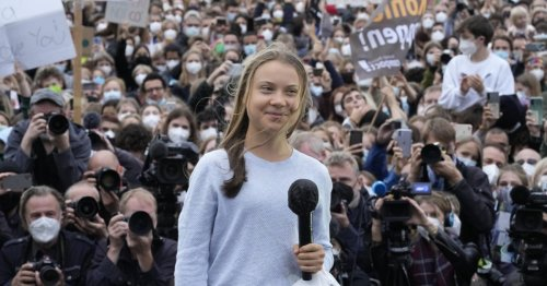 Inspired by Greta Thunberg, global climate activists take to the streets again