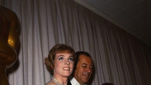"""Julie Andrews is the Gossip-Spilling Narrator in """"Bridgerton"""""""