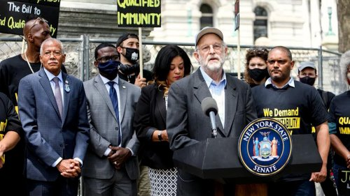 Ben & Jerry's Co-Founder on Campaigning to End Qualified Immunity for Police