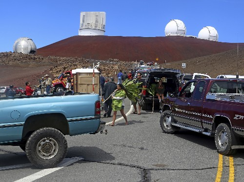 Science foundation discusses funding giant Hawaii telescope