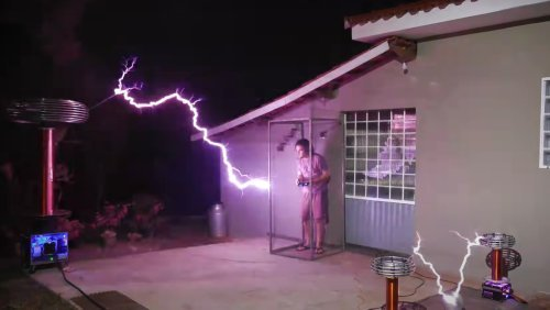 Tesla Coil Music