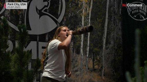 Man from Idaho wins World Elk Calling Championships