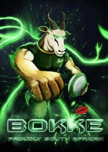 The South African Rugby Magazine cover image