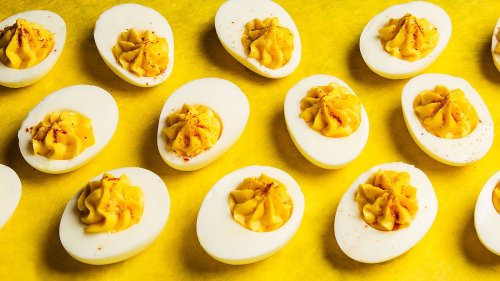 Perfect Deviled Eggs For Your Next Party (Or Just For Yourself)