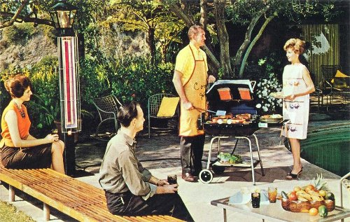 Cooking Outdoors - cover