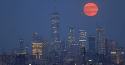 July's full Buck moon rises this week: Here's why it may appear red