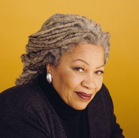 Toni Morrison, Our Beloved cover image