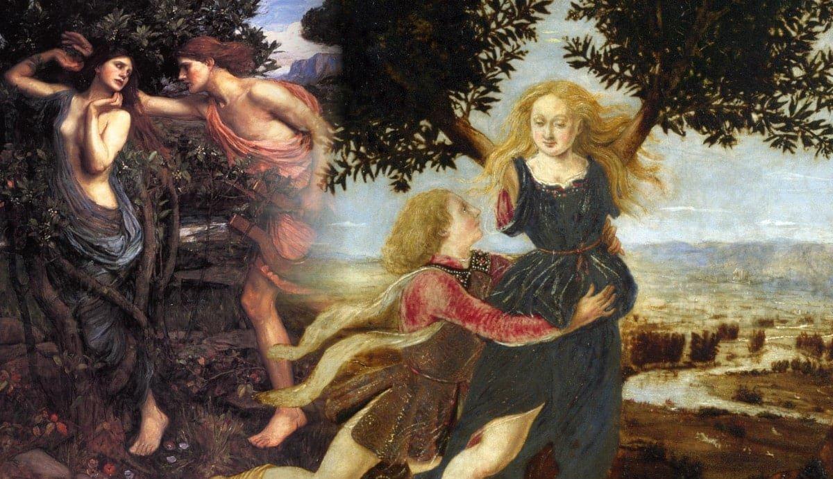 Apollo And Daphne: Explaining The Famous Greek Myth