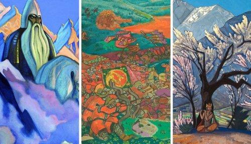 Nicholas Roerich: The Man Who Painted Shangri-La