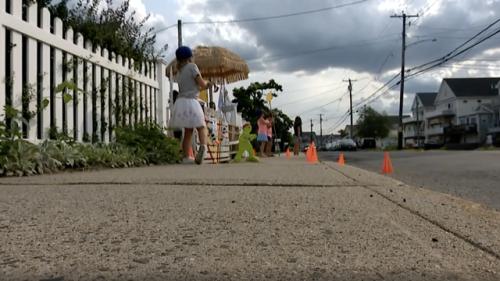 Kids raise $1,000 for Yale New Haven Children's Hospital through lemonade stand
