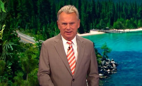 Report: Pat Sajak Too 'Nasty' To Contestants, Facing Replacement By Vanna White