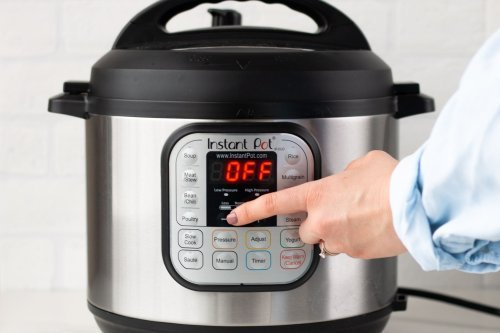 Instant Pot For Dummies - cover