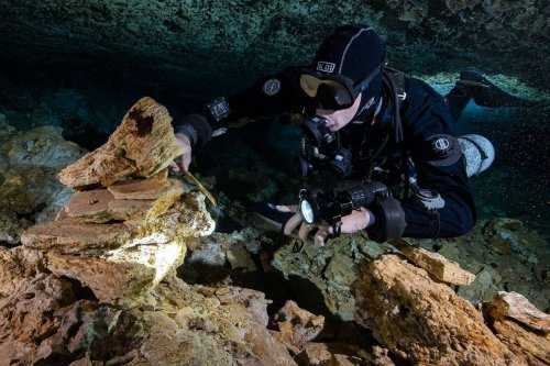An 11,000-year-old mine in an underwater cave –and 4 more captivating stories