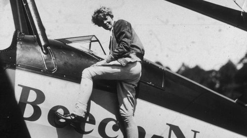Amelia Earhart Was Way More Than a Famous Aviator Who Disappeared