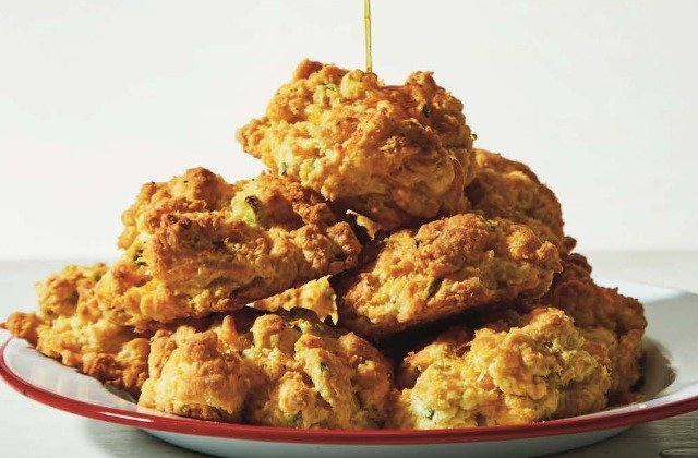 These Cheesy Buttermilk Biscuits Will Blow You Away