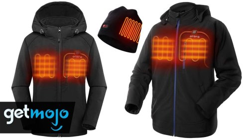 Top 5 Best Heated Clothing Items