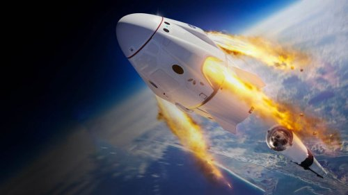 How to Survive a Rocket Explosion