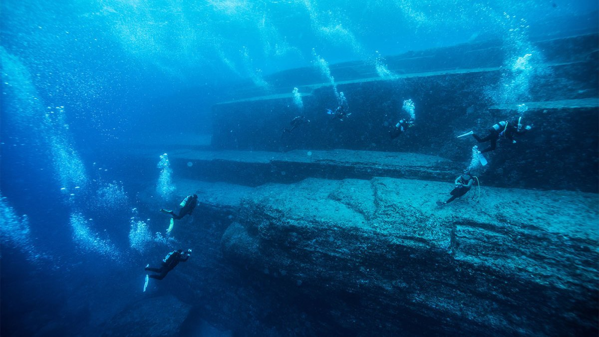7 of the World's Most Intriguing Underwater Ruins, Plus More Deep Sea Finds