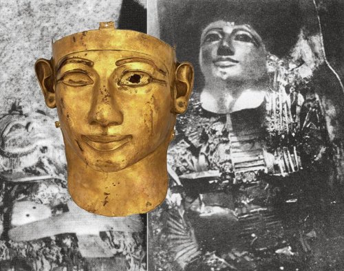 The Untold Story Of The Only Intact Egyptian Pharaohs Tombs Ever Discovered