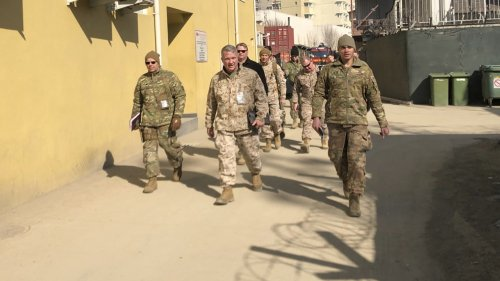 U.S. To Pull Out All Troops From Afghanistan By Sept. 11