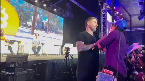 Activist Escorted Out of Miami Bitcoin Conference After Heckling Twitter CEO