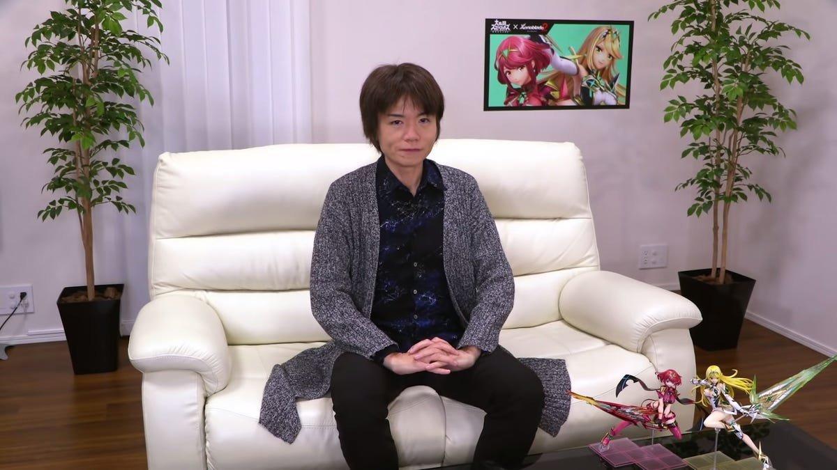 Smash Bros. Creator Masahiro Sakurai Is Thinking About Retiring
