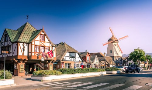 The Most Scenic Small Towns on the West Coast