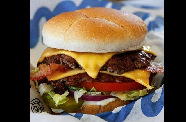 Popular Fast Food Burgers Ranked Worst To First