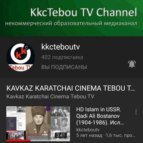 Documentary Films Of Shukur Tebuev  cover image